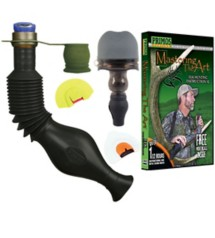 Primos Elk Hunter's Master 3-Call Pak and DVD