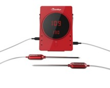 GrillEye Smart Bluetooth Grilling and Smoking Thermometer