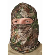 Hunters Specialties Scent-A-Way Silver Spandex Face Mask