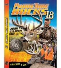 Hunter's Specialties Primetime Bucks 18 DVD