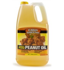 Cajun Injector 100% Pure Peanut Oil 1 Gallon