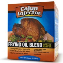 Cajun Injector Peanut Oil Blend 3 Gallon