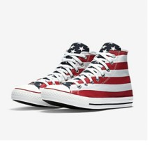 Women's Converse Stars and Bars Hi Top Sneakers