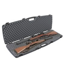 Plano Double Scoped Rifle Shotgun Case