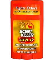 Scent Killer Gold Anti-Perspirant Deodorant