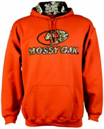 Men's Gildan Mossy Oak Logo Hoodie