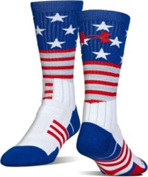 Under Armour Unrivaled Stars & Stripes Crew Socks