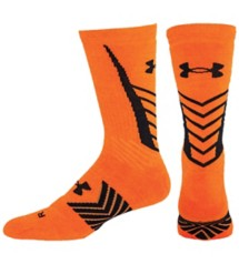 Adult Under Armour Undeniable Crew Socks