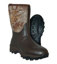 Youth Itasca Bayou Everglades Camo Rubber Boots