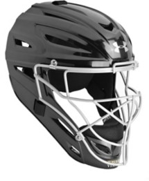 Youth Under Armour  Molded Professional Catching Mask