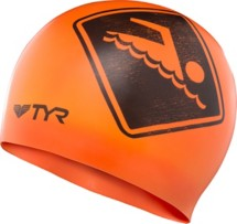 TYR Swimmers Only Swim Cap