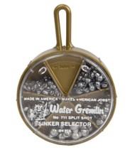 Water Gremlin Large Split Shot Sinker Selector