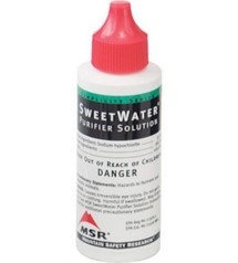 MSR Purifier Solution Replacement Bottle