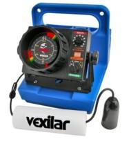 Vexilar FL-8SE Genz Pack with 19 Degree Ice Ducer Flasher Sonar