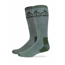 Men's Realtree Outfitters Ultra-Dri Boot Socks 2 Pack