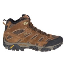 Men's Merrell  Moab 2 Mid Waterproof Hiking Boots
