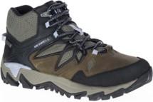 Women's Merrell All Out Blaze 2 Mid Waterproof Hiking Boots