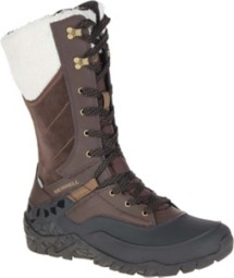 Women's Merrell Aurora Tall Ice Waterproof Boots