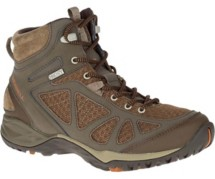 Women's Merrell Siren Sport Q2 Mid Waterproof Hiking Boots