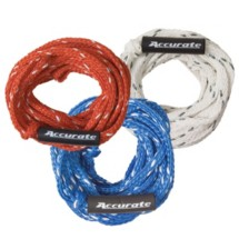 Accurate 4K 60 Ft. Deluxe Tube Rope