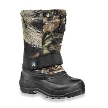 Youth Kamik Rocket Camo Winter Boots
