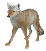 Flambeau Masters Series Lone Howler Coyote Decoy
