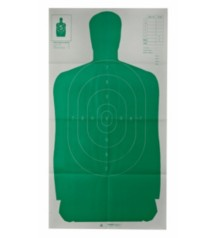 Champion Green Silhouette Target 10-Pack