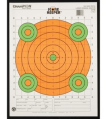Champion ScoreKeeper 100yd Sight-In Target