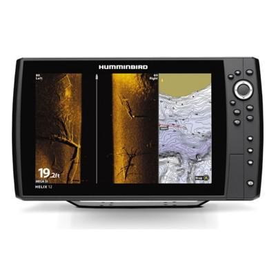 Humminbird Helix 12 CHIRP MEGA SI GPS G2N Locator