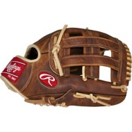 """Rawlings Heritage Pro 12.75"""" Outfield Baseball Glove - Right Hand Throw"""