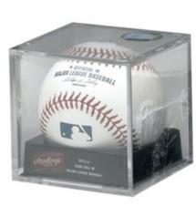 Rawlings MLB Official Baseball w/case