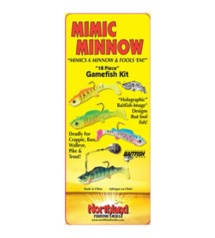 Northland Mimic Minnow Kit