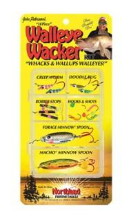Northland Bro's Walleye Wacker Ice Lure Kit