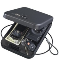 Stack-On Portable Combo Lock Security Case