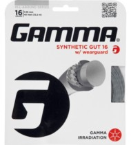 GAMMA Synthetic Gut String with Wearguard