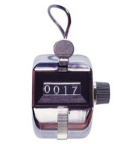 Accusplit Mechanical Tally Counter