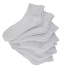 Adult Sof Sole Quarter 6 pack Socks