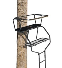 Big Game Guardian XL 2-Man Ladder Stand