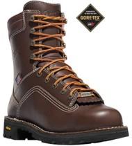 "Men's Danner Quarry GORE-TEX 8"" Boots"