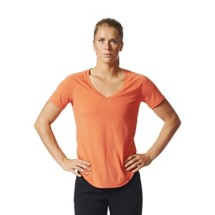 Women's adidas Image Short Sleeve Shirt