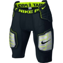 Men's Nike Pro Combat Hyperstrong Compression Hard Plate Football Short