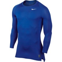 Men's Nike Pro Combat Cool Compression Long-Sleeve Shirt
