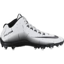 Men's Nike Alpha Pro 2 3/4 Football Cleats