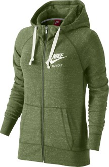 Women's Nike Gym Vintage Full Zip Hoodie