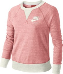 Youth Girls' Nike Sportswear Crew Sweatshirt