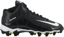 Youth Nike Alpha Shark 2 3/4 Wide Football Cleats
