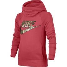 Youth Girls' Nike Sportswear Modern Hoodie