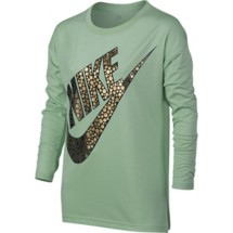 Youth Girls' Nike Sportswear Long Sleeve Shirt