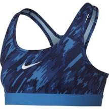 Youth Girls' Nike Pro Print Sports Bra