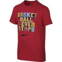 Youth Boys' Nike Verbiage 3 Training T-Shirt